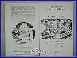 11 Golden Amazon books (1-8,18-20) by John Russell Fearn, Gryphon Books, TPB