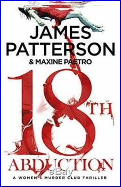 18th Abduction (Women's Murder Club 18) by Patterson, James Book The Cheap Fast