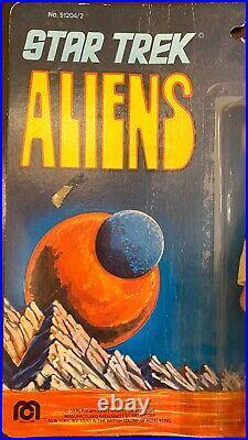 1976 Mego STAR TREK Aliens TALOS MOC Factory Sealed Vintage