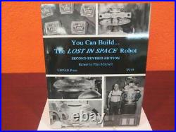 1996 Original You Can Build The Lost In Space Robot B9 Book Lisfan Press