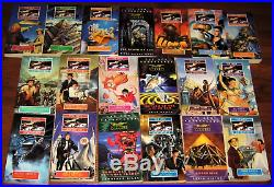 19 DOCTOR WHO Mostly 1st Prints Virgin NEW ADVENTURES The Also People Dr Books