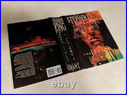 1ST GRANT ED! The Dark Tower Wizard and Glass Stephen King (1997, Hardcover)