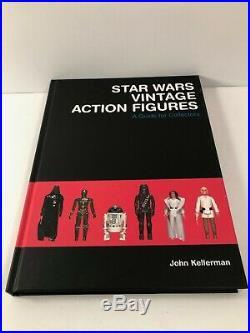 2003 Star Wars Vintage Action Figure GUIDE FOR COLLECTORS John Kellerman HTF NM