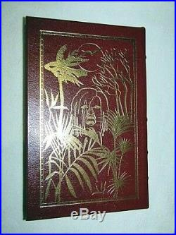 2006 Island Of Dr. Moreau H. G. Wells Easton Press Sci Fi Horror Animals Man Book