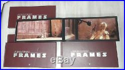 20%off StarWars FRAMES Hardcover (No wooden box, 6 Frames books only)
