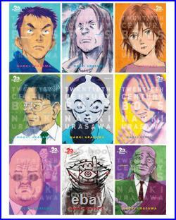 20th Century Boys THE PERFECT EDITION English MANGA by Naoki Urasawa Books 1-9