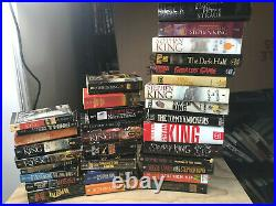 34 Stephen King Books HC PB Instant Collection Huge Lot