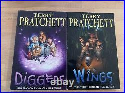 37 Terry Pratchett Books Bundle