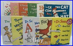 A Complete Collection set of 55 Dr. Seuss Books All Brand New Hardcover Titles