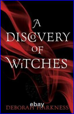 A Discovery of Witches (All Souls 1) by Harkness, Deborah Hardback Book The