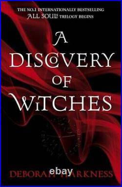 A Discovery of Witches by Deborah Harkness Book The Fast Free Shipping