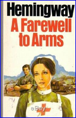 A Farewell to Arms by Hemingway, Ernest Paperback Book The Cheap Fast Free Post