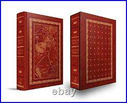 A Game of Thrones (A Song of Ice and Fire, Book 1), DELUXE LEATHER SLIPCASE