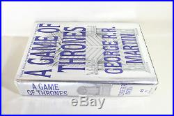 A Game of Thrones by George R. R. Martin (1996 HardcoverDJ First Edition) Book 1