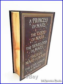 A Princess of Mars Series Collection John Carter by Edgar Rice Burroughs Book