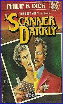 A Scanner Darkly by Philip K. Dick Suntup signed Artist Edition plus bonus books