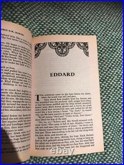 A Song Of Ice and Fire. Book One. A Game Of Thrones. First Edition. Rare