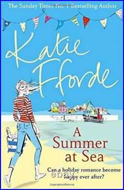 A Summer at Sea by Fforde, Katie Book