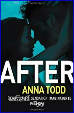 After 1 (The After Series) by Anna Todd Book The Cheap Fast Free Post