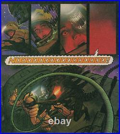 Aliens Book 2 Ltd Sign & Number Hardcover Rare HC Dark Horse Denis Beauvais art