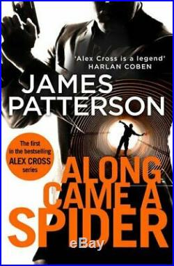 Along Came a Spider (Alex Cross 1) by Patterson, James Book The Cheap Fast Free