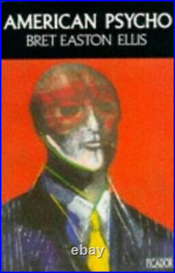 American Psycho by Ellis, Bret Easton Paperback Book The Fast Free Shipping