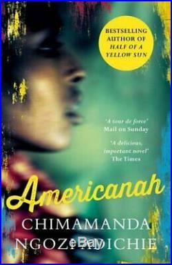 Americanah by Chimamanda Ngozi Adichie Book The Cheap Fast Free Post