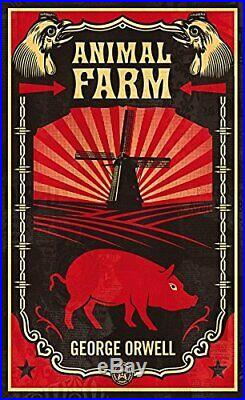 Animal Farm A Fairy Story (Penguin Essentials) by George Orwell Paperback Book