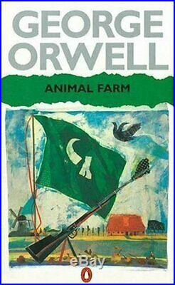 Animal Farm A Fairy Story by Orwell, George Paperback Book The Cheap Fast Free