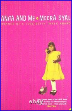 Anita and Me by Syal, Meera Paperback Book The Cheap Fast Free Post