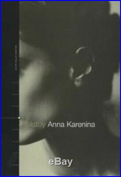 Anna Karenina by Leo Tolstoy Paperback Book The Cheap Fast Free Post