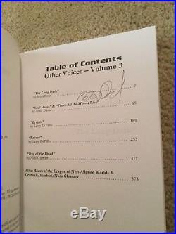 BABYLON 5 Complete Set Of Scripts 21 Books, 9 Signed by J. Michael Straczynski