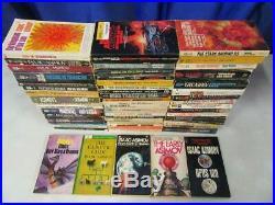 BIG Lot (57) ISAAC ASIMOV Vintage Science Fiction Sci Fi Books ROBOT, FOUNDATION