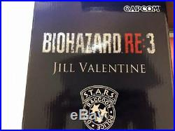 BIOHAZARD Re 3 COLLECTOR'S EDITION Resident Evil Sound Track Art book Figure