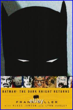 Batman Dark Knight Returns by Miller, Frank Paperback Book The Cheap Fast Free