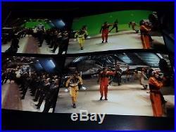 Battlestar Galactica BSG 75 Cast & Crew Rare Promo Yearbook Book w Soundtrack CD
