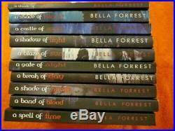Bella Forrest Shade of Vampire Book Lot Series 1-43