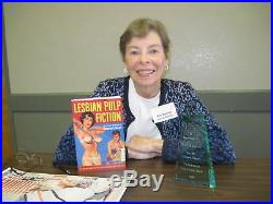 Big Book Of Lesbian Pulp Fiction Signed By Ann Bannon
