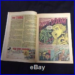 Black Cat Mystery 31 Pre-Code Horror Ditko Comic Book Golden Age