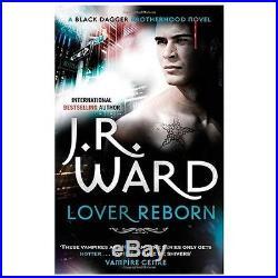 Black Dagger Brotherhood Series Collection J R Ward 10 Book Set Lover Rebo AUS
