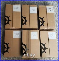 Black Library / Siege of Terra / Limited Edition x6 Hardback Books Unread/Box