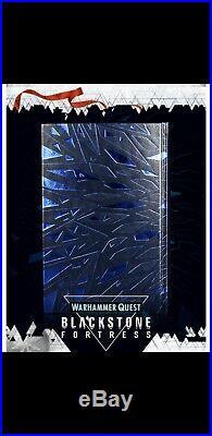 Blackstone Fortress Limited Edition 0560/1250 Hardback book Black Library 40k