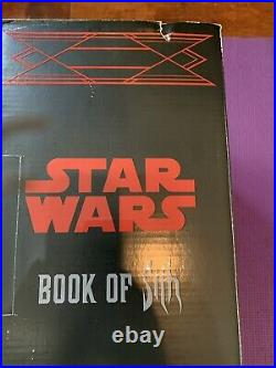 Book of Sith Secrets from the Dark Side Vault Edition Box Has Wears