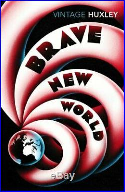 Brave New World by Huxley, Aldous Paperback Book The Cheap Fast Free Post