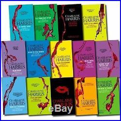 Charlaine Harris True Blood Collection 14 Books Set Sookie Stackhouse Novels AU