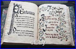 Charmed Book Of Shadows Replica Big Size Handmade Present New