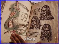 Charmed Book Of Shadows Replica Brand New Present- Christmas Handmade
