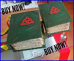 Charmed Book Of Shadows Replica Brand New Present-handmade