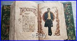 Charmed Book Of Shadows Replica Brand New Present-handmade