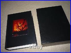 Clive Barker's Books of Blood Signed Limited Slipcase
